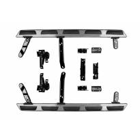 Алуминиумски прагови за Audi Q5 2008-2017