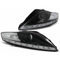 Тунинг фарови с LED светла за Ford MONDEO 07.2007-11.2010