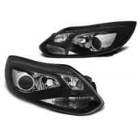 Тунинг фарови с LED светла за Ford FOCUS MK3 2011- 10.2014